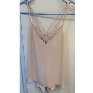Express strappy blouse